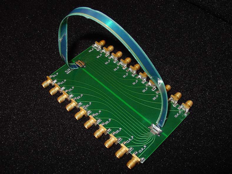 MIPI D-PHY TLIS Board