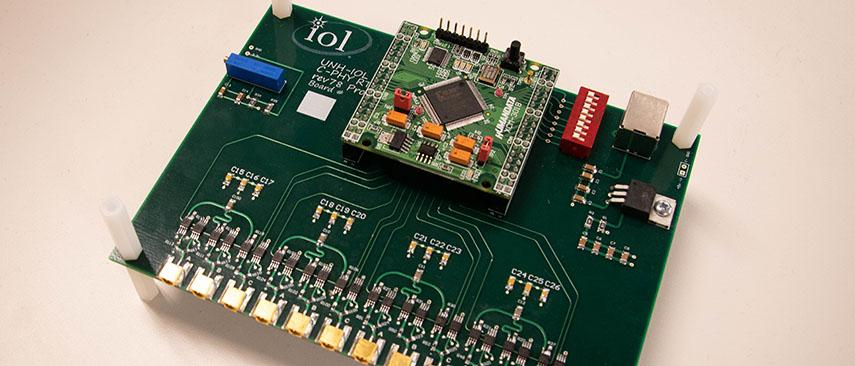 MIPI C-PHY Reference Termination Board