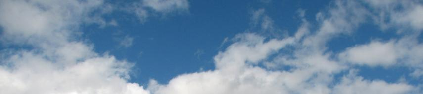image of a sky with clouds