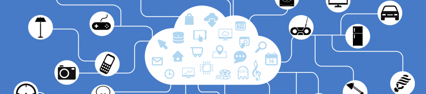 Cloud image with application icons