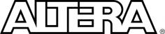 Altera Corporation Logo