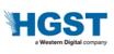 HGST, a Western Digital company Logo