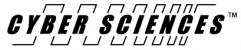 Cyber Sciences, Inc. Logo