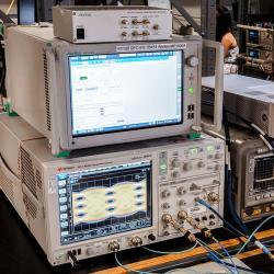 400 gigabit ethernet test equipment