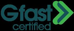 Gfast Certified Logo