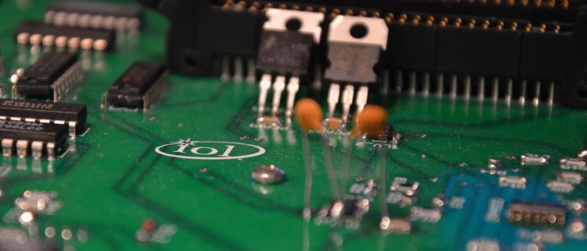 Custom circuit board