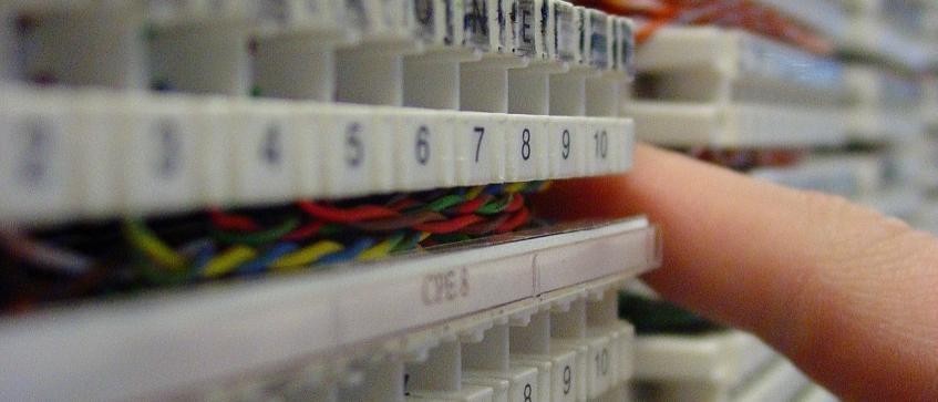 DSL Patch Panel